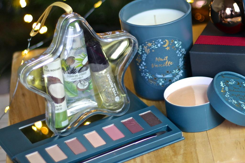 Yves Rocher Nuit Vanille collectie