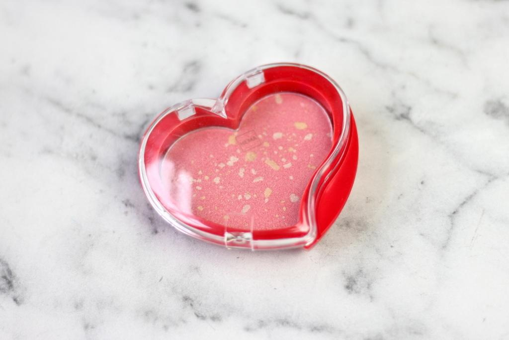 HEMA Beauty Valentijn blush marmer roude review