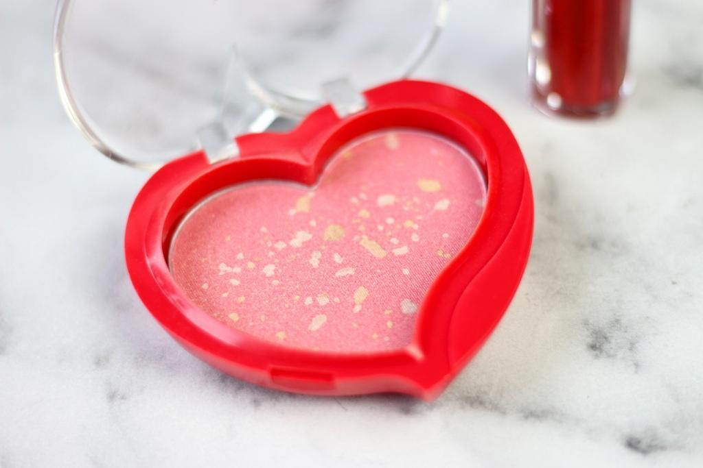 HEMA Beauty Valentijn blush marmer roude review
