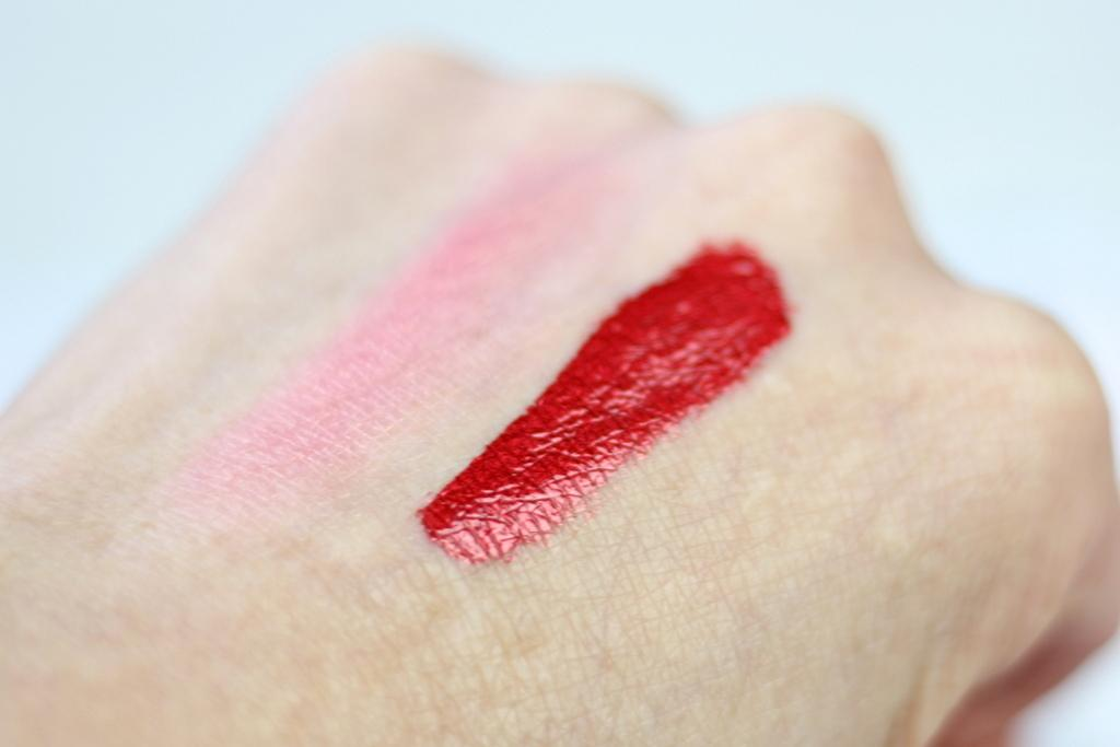 HEMA Beauty Valentijn metallic lipgloss review