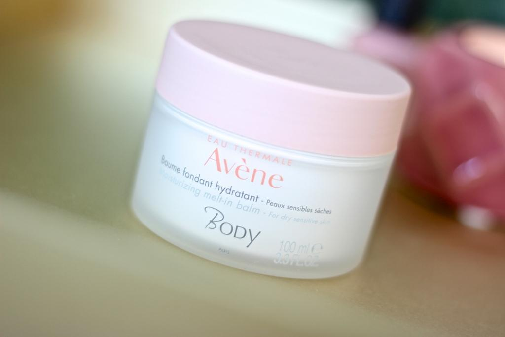 Avène Body Hydraterende Smeltende Balsem review
