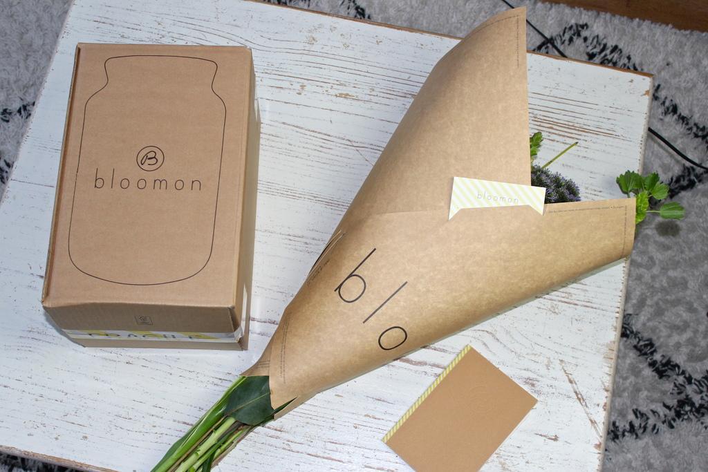 Bloomon boeket bloemen review