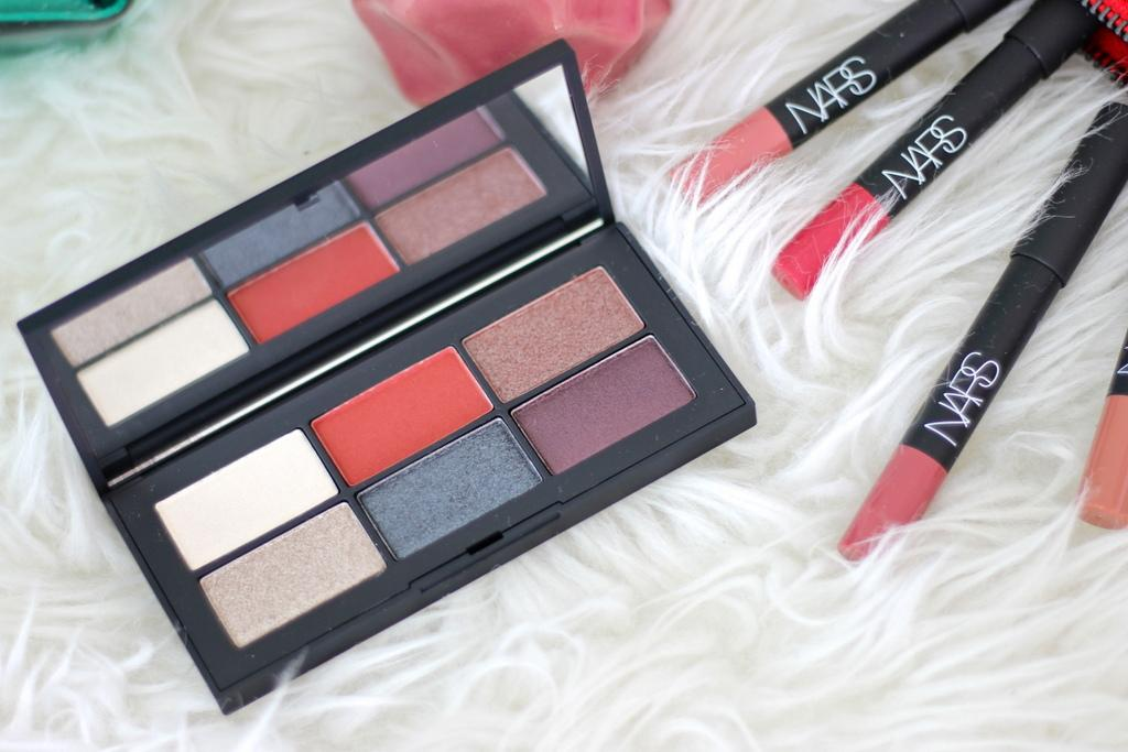 NARS Provocateur Eyeshadow Palette review