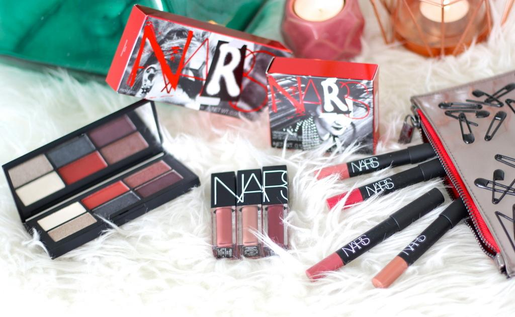 NARS Holiday 2018 collectie review