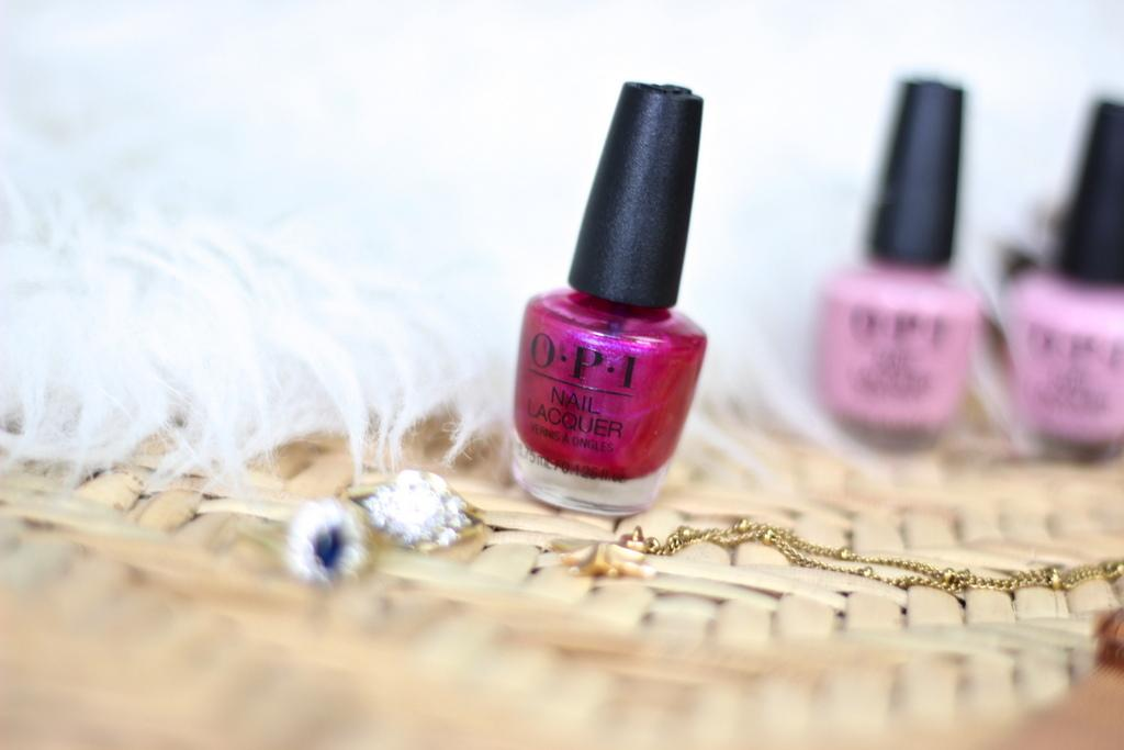 OPI Tokyo collection All you dreams in vending machine review