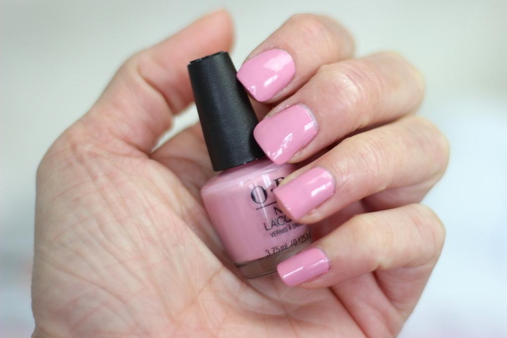 OPI Tokyo collection Another Ramen-Tic Evenenig review