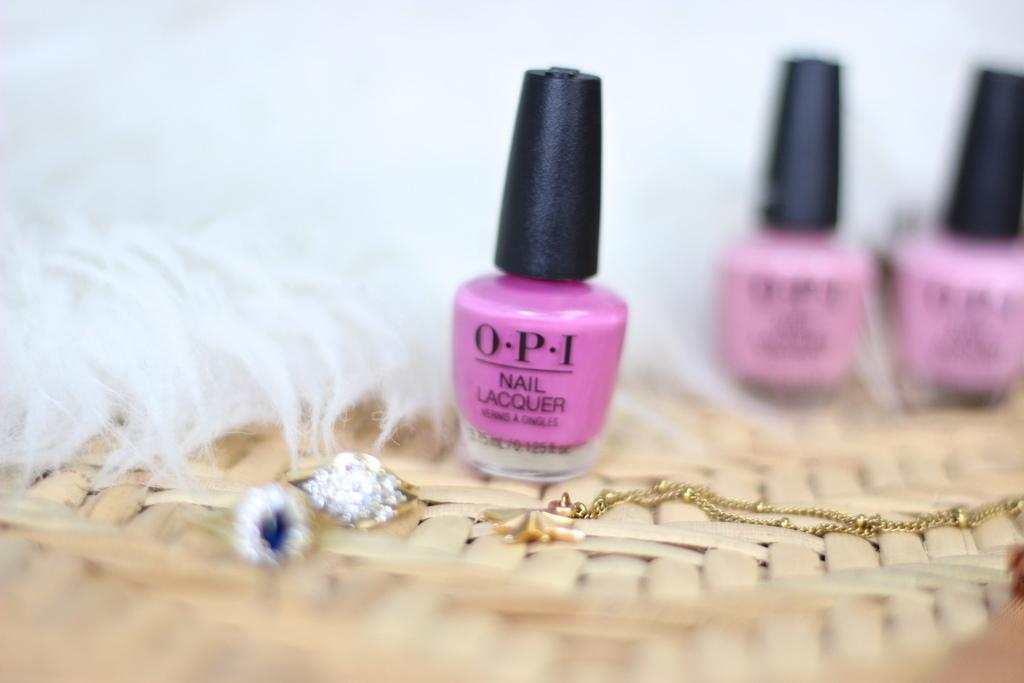 OPI Tokyo collection Arigato From Tokyo review