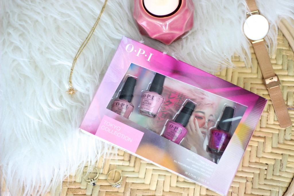OPI Tokyo collection review
