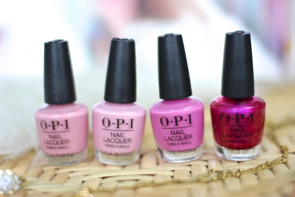 Review | OPI Tokyo collection - Beautydagboek