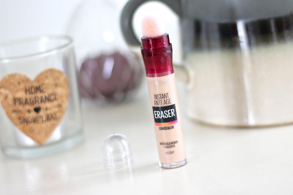 Maybelline Instant Anti Age The Eraser review
