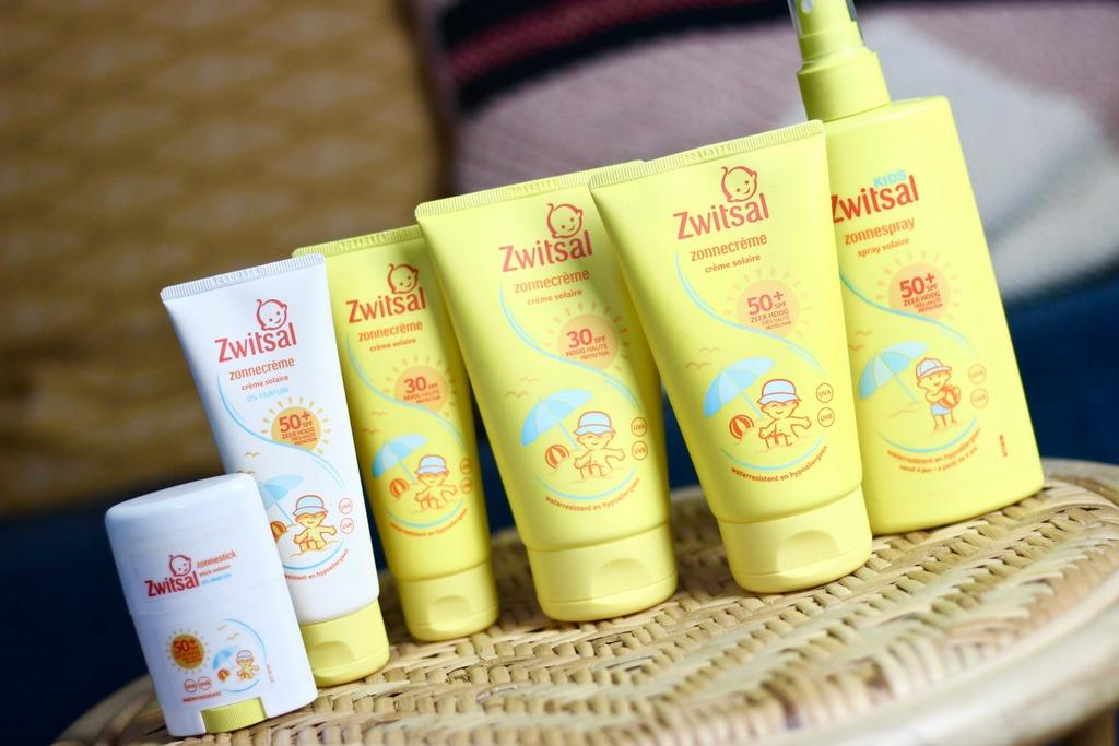 Zwitsal zonnecrème review