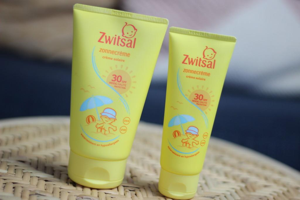 Zwitsal zonnecrème spf 30 review