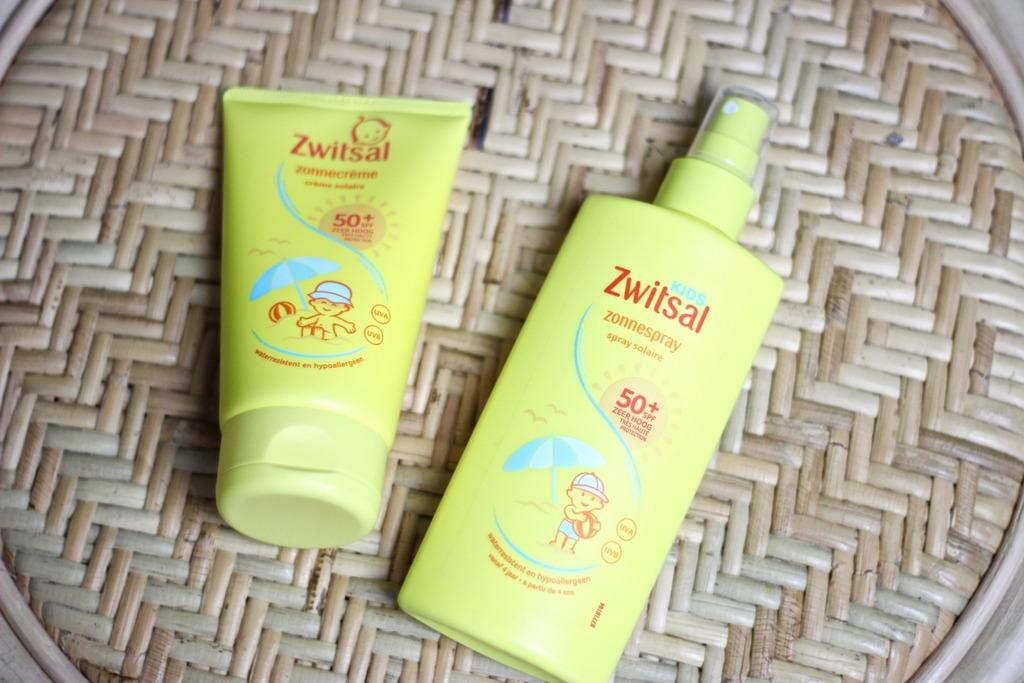 Zwitsal zonnespray spf 50 review